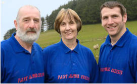 The PantMawr Team